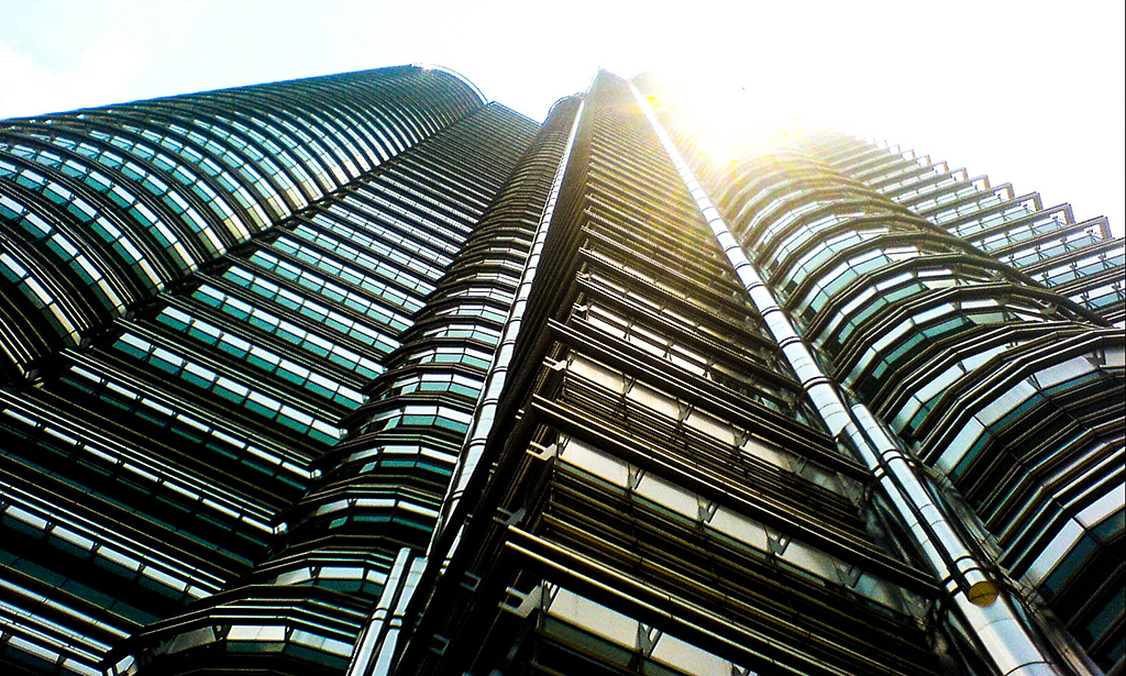 Kuala Lumpur - Petronas Towers_