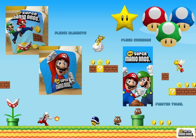 Nintendo - Mario & Luigi Board 4