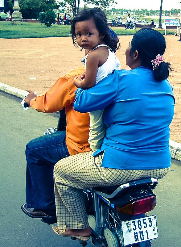 Phnom Phen - Kid moto-3