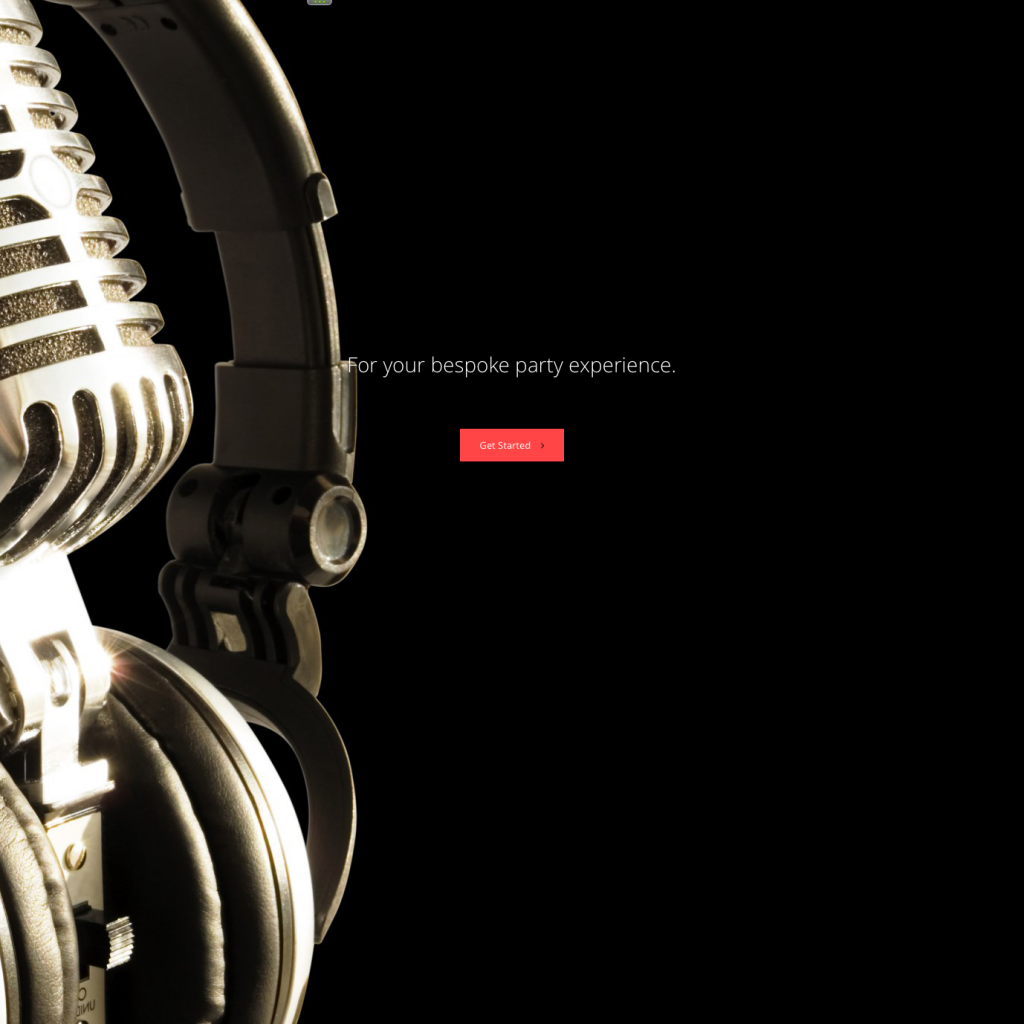 Soundboxed Entertainment™ Website